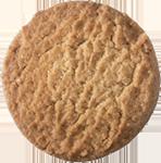 Decorative biscuit