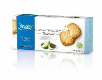 Craquant Earl Grey - Bergamote