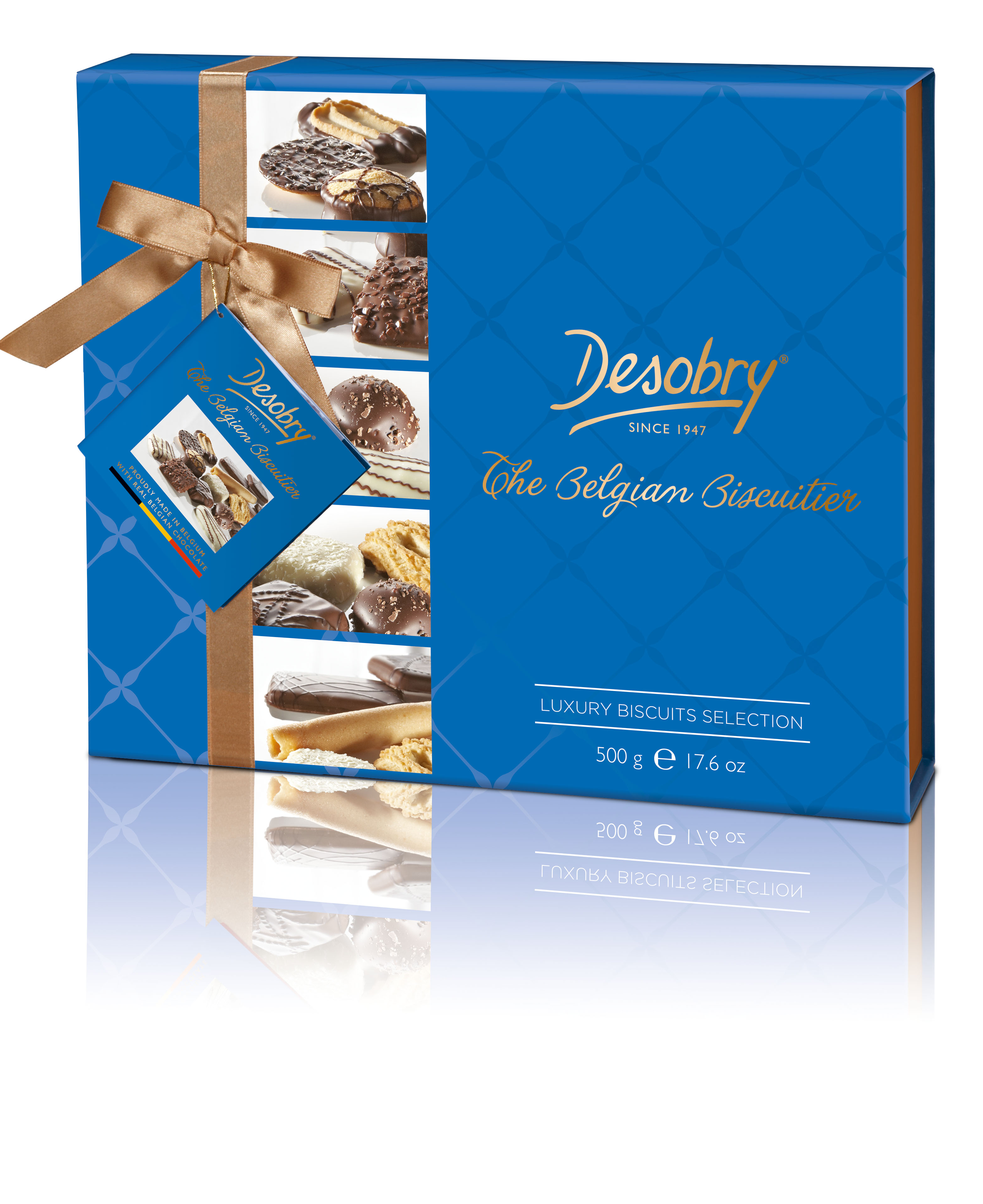 Luxury Box Blue 500g