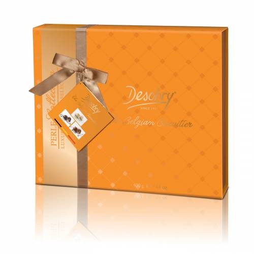 Luxury Box Yellow Desobry